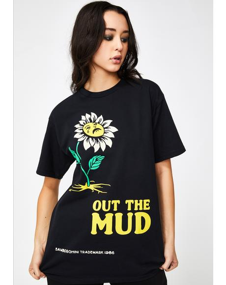 Out The Mud Graphic Tee