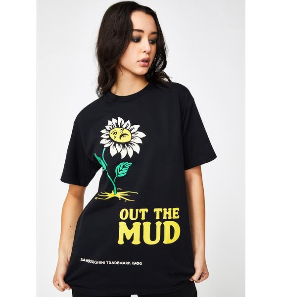 Samborghini Out The Mud Graphic Tee