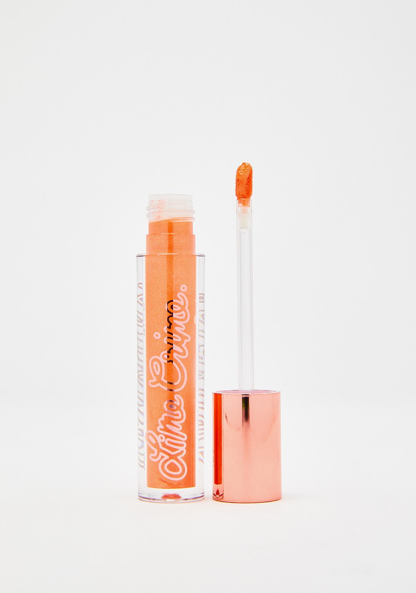 Lime Crime Popsicle Plushies Glow Lipstick