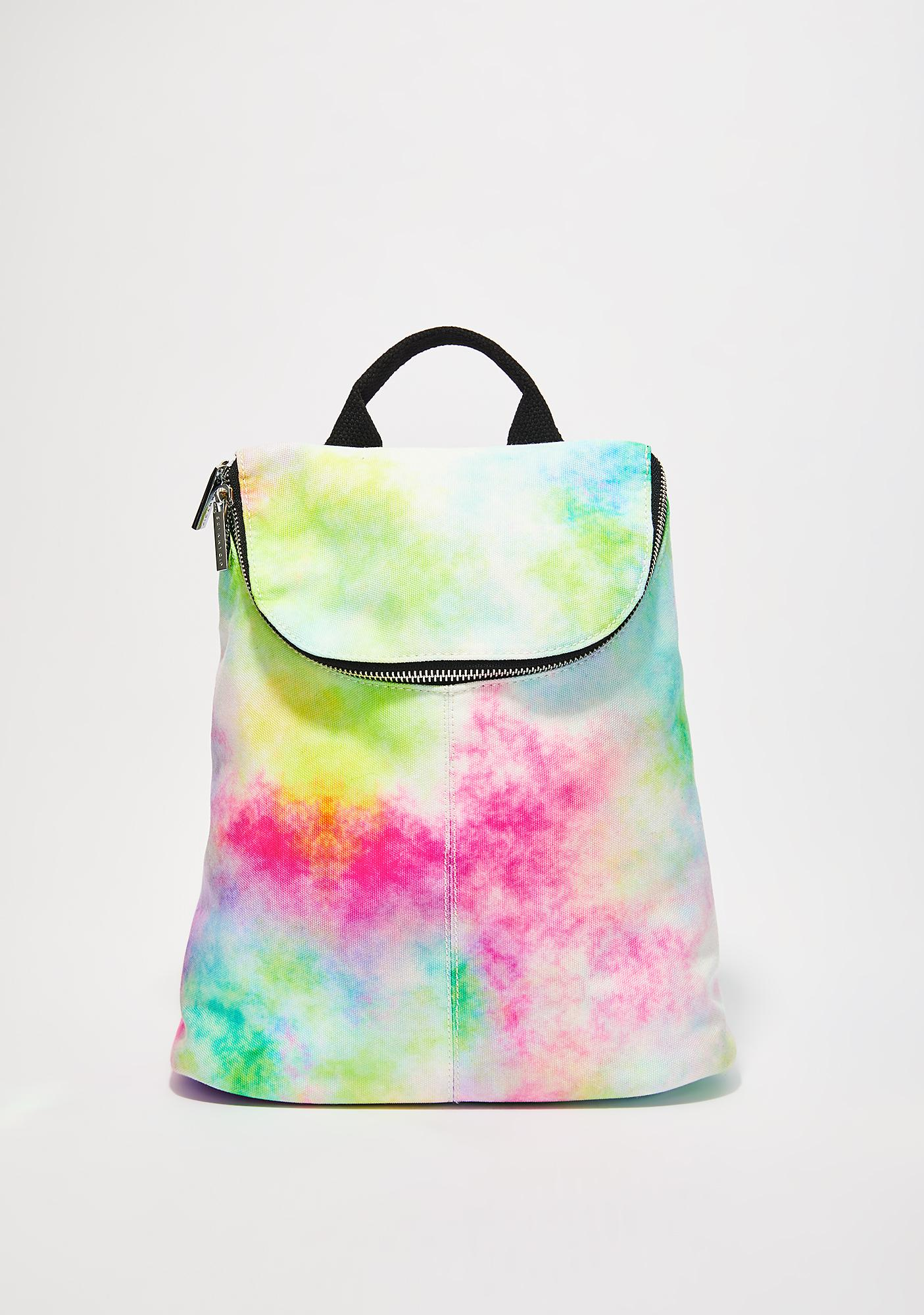 Skinnydip Tie-Dye Backpack
