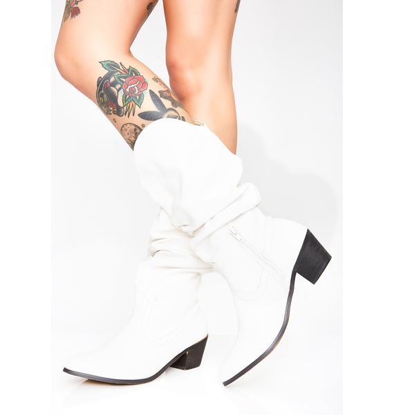 Quartz Nite Rider Cowboy Boots