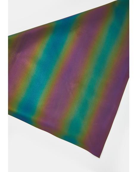 Neon Visions Reflective Bandana
