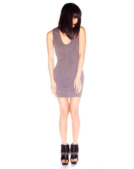 Outlaw Zip Mini Dress