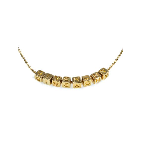 American Deadstock Givenchy Daddy's Girl Necklace
