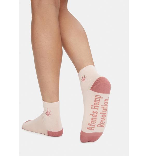 Afends Happy Hemp Socks
