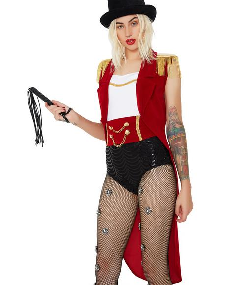 Lion Tamer Costume Set