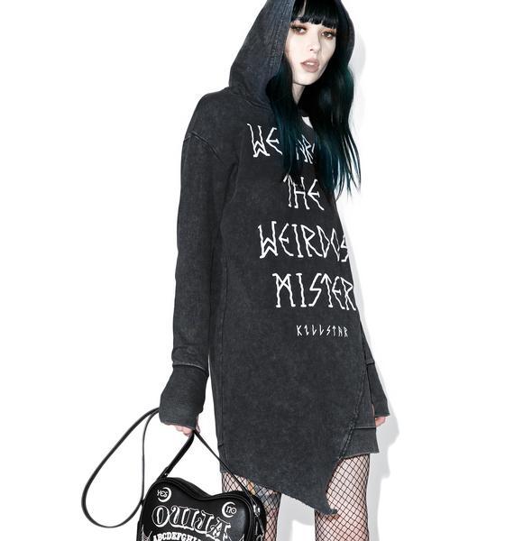 Killstar Crafty Jersey Dress