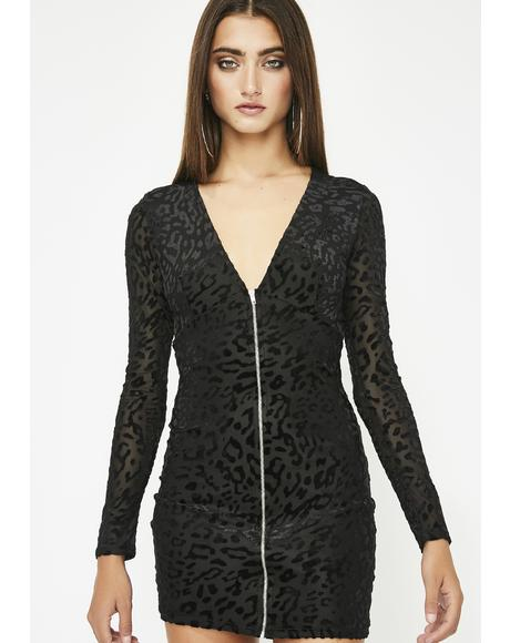 Pretty Fierce Bodycon Dress