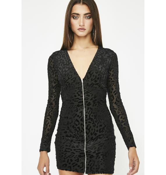 Pretty Fierce Bodycon Dress