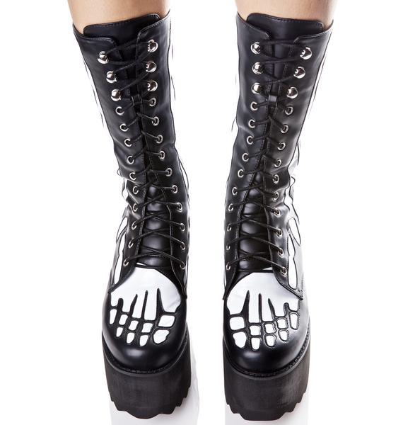 Current Mood Skin & Bones Boots