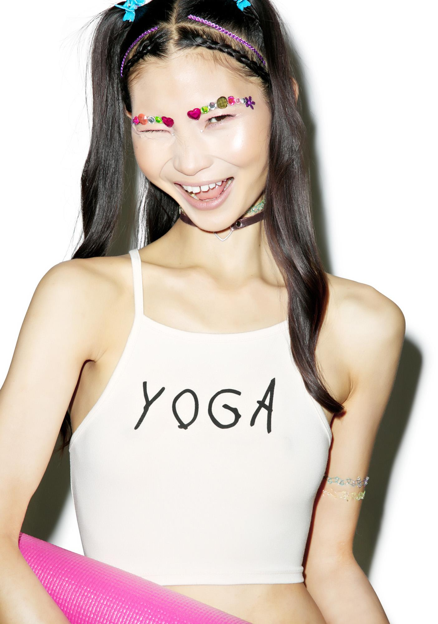 O Mighty Yoga Tank Top