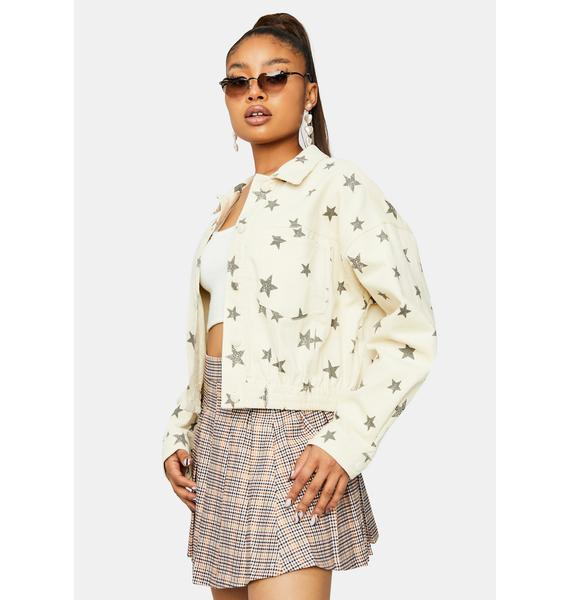 Dance With Somebody Star Jacket