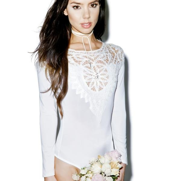 For Love & Lemons Penelope Bodysuit