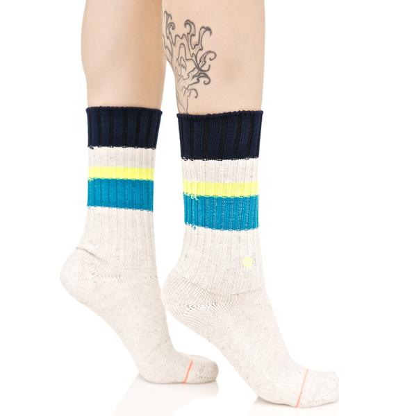 Stance Basically Basic Crew Socks