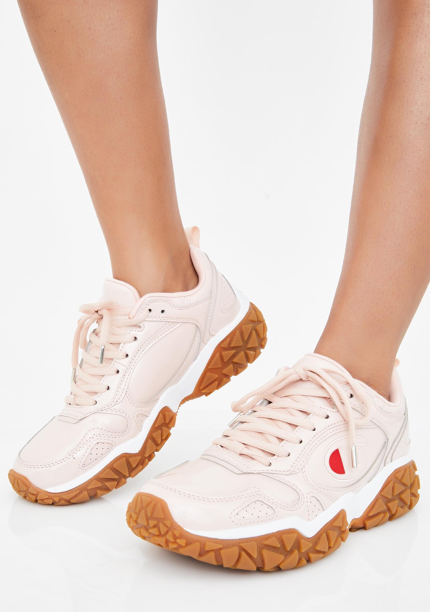Champion Almond Tank Tender Sneakers