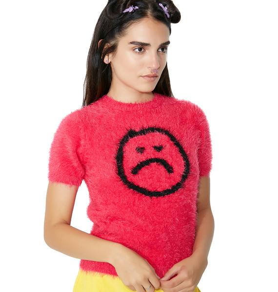 Lazy Oaf Sad But Fluffy Tee