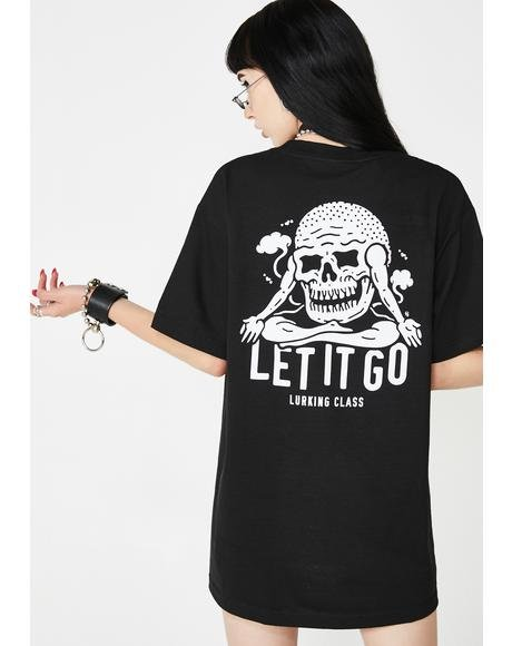 Let It Go Graphic Tee