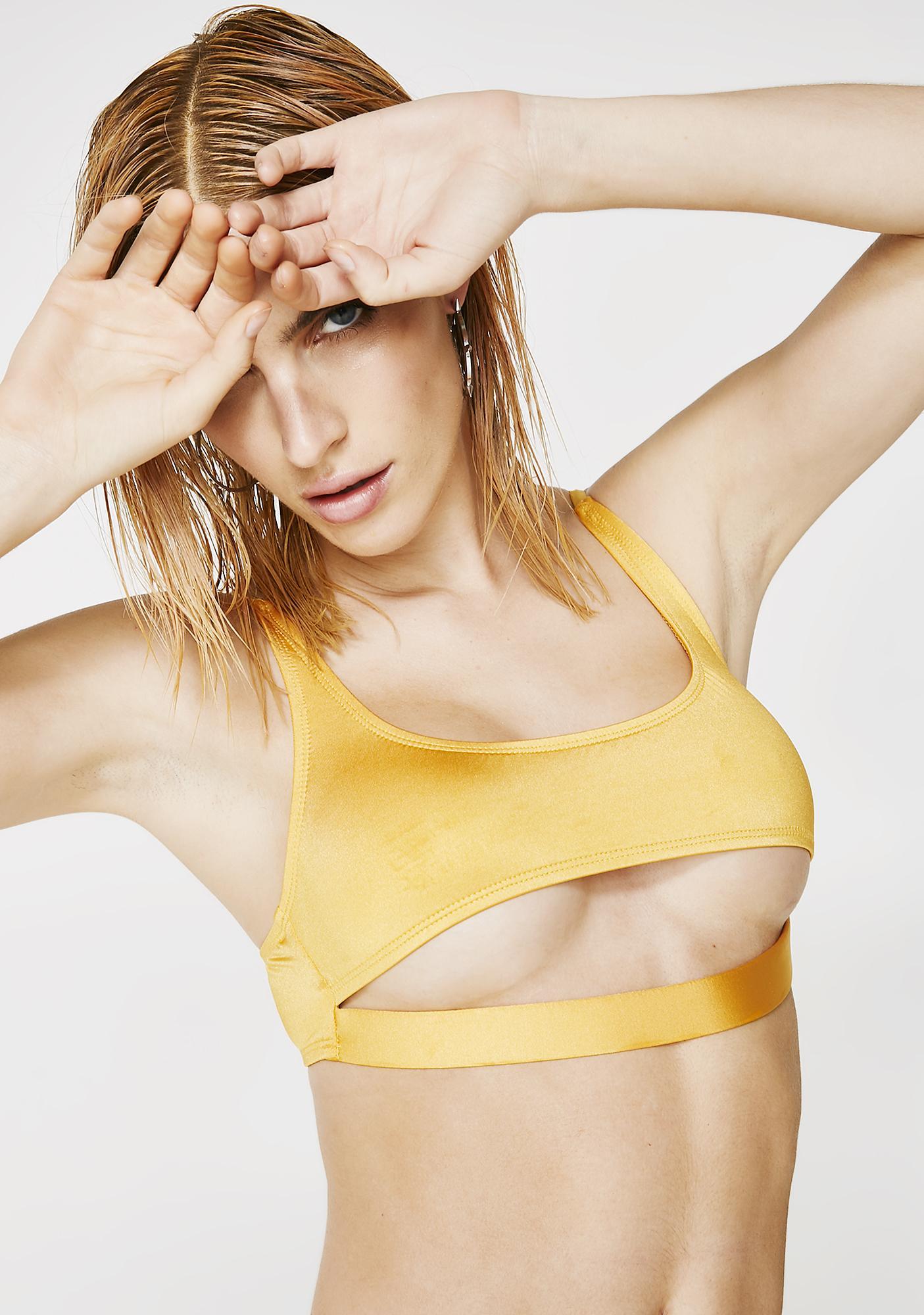 Citrus Discover Bikini Top