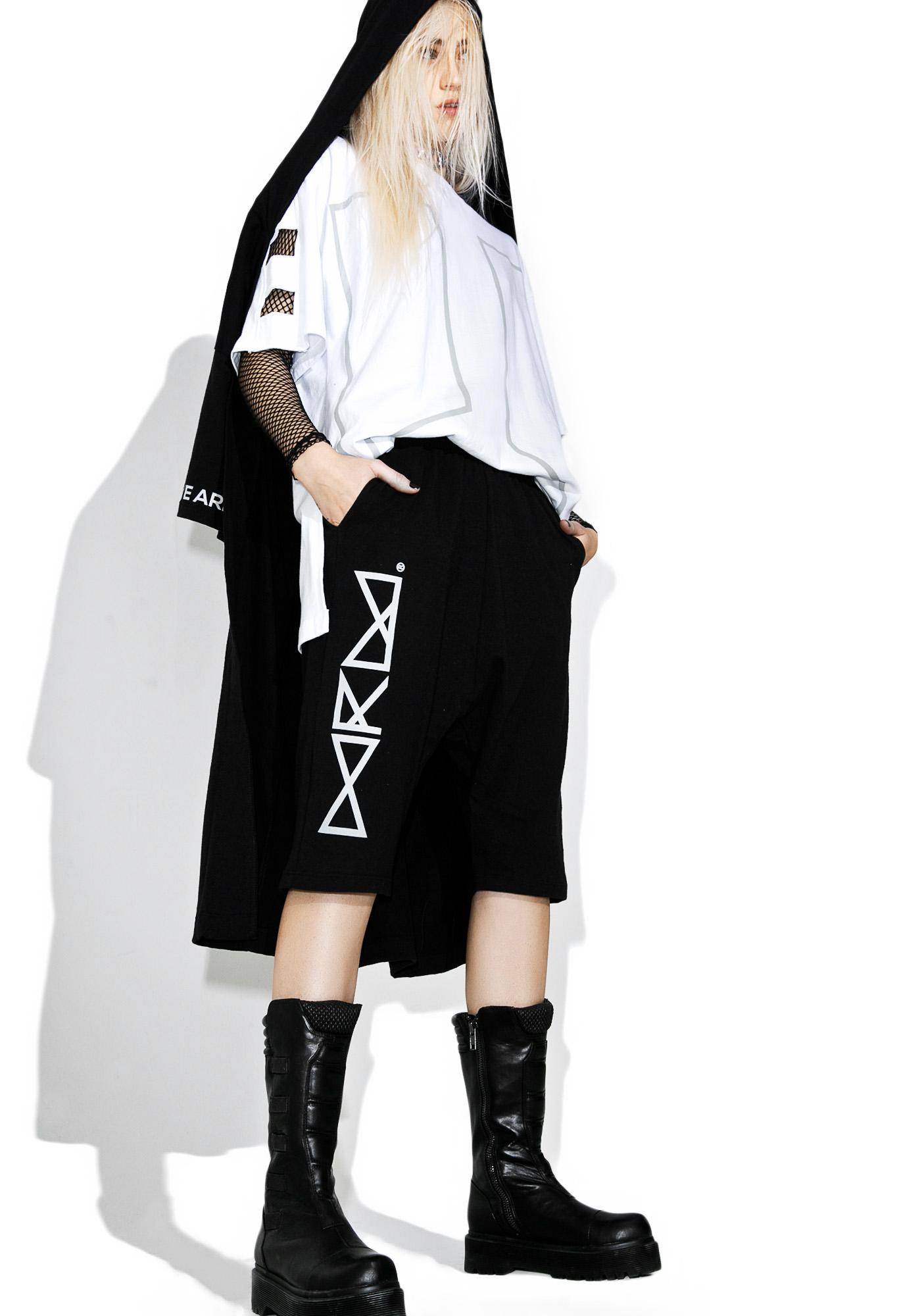 We Are Mortals Logo Shorts