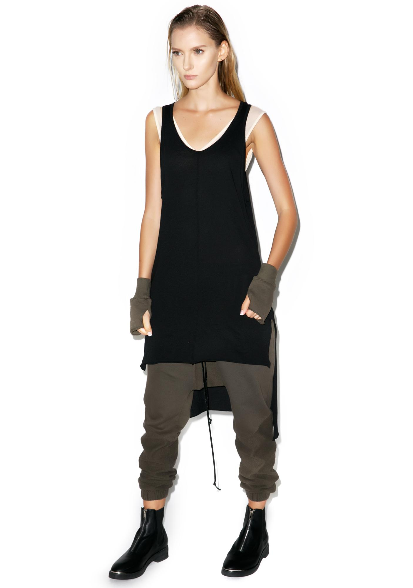 Knomadik Dark Trail Tank Dress