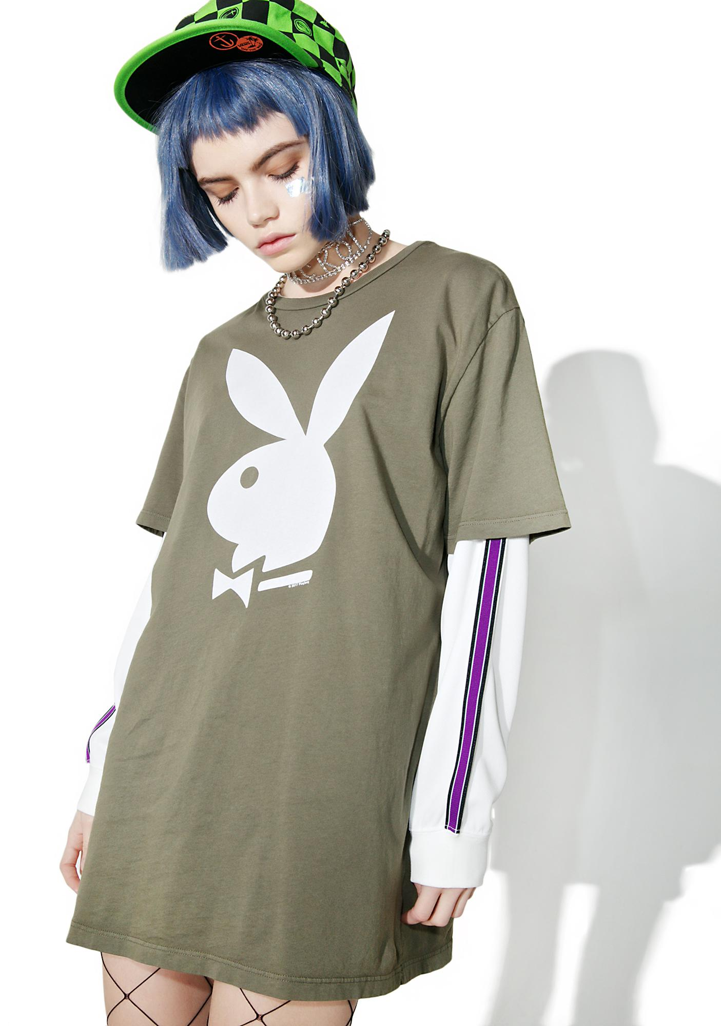 Junk Food Clothing Playboy Tee