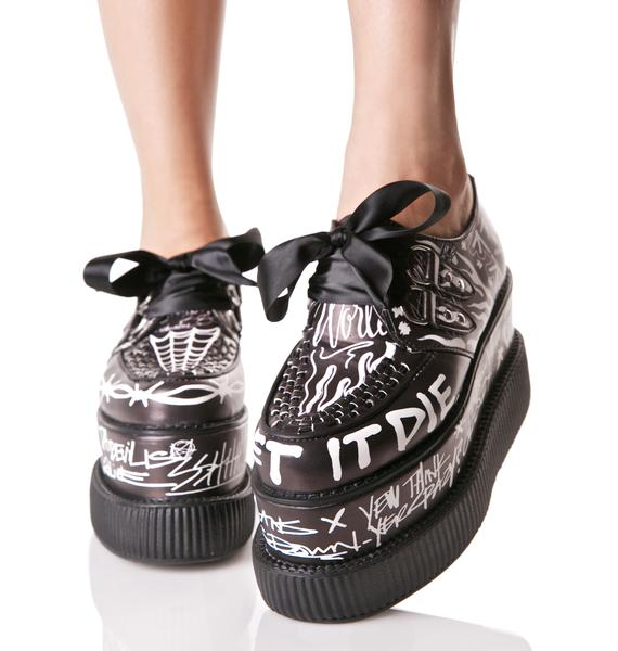 T.U.K. Detention Platform Creepers