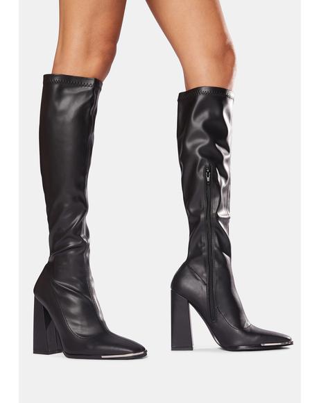 Caryn Knee Hight Boots