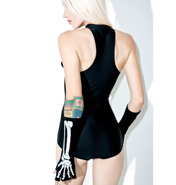 Dolls Kill Bad To The Bone Costume