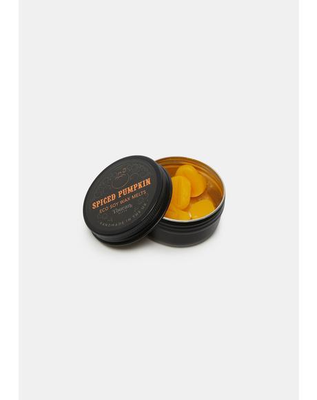 Spiked Pumpkin Eco Soy Wax Melts