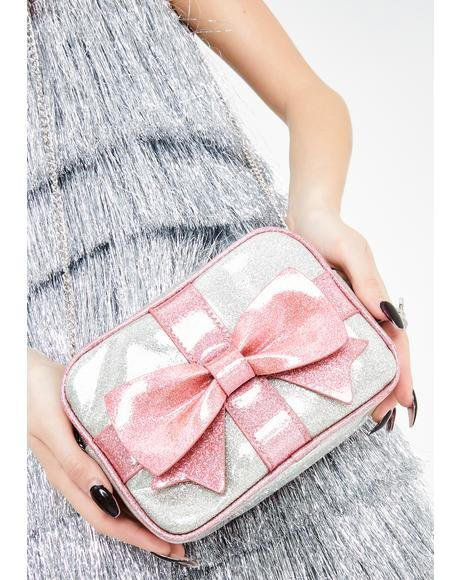 Unwrapped Love Crossbody Bag
