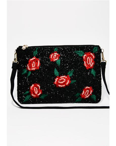 Smell The Rosez Bag