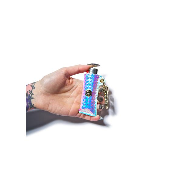 D9 Reserve Ice Prism Lighter Sleeve