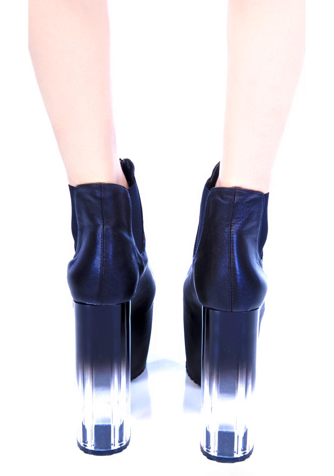 UNIF Das Boot Platform Shoes