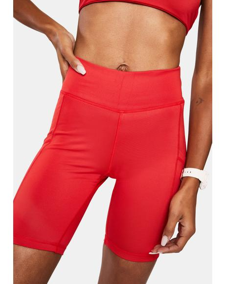 Cayenne Bike Shorts