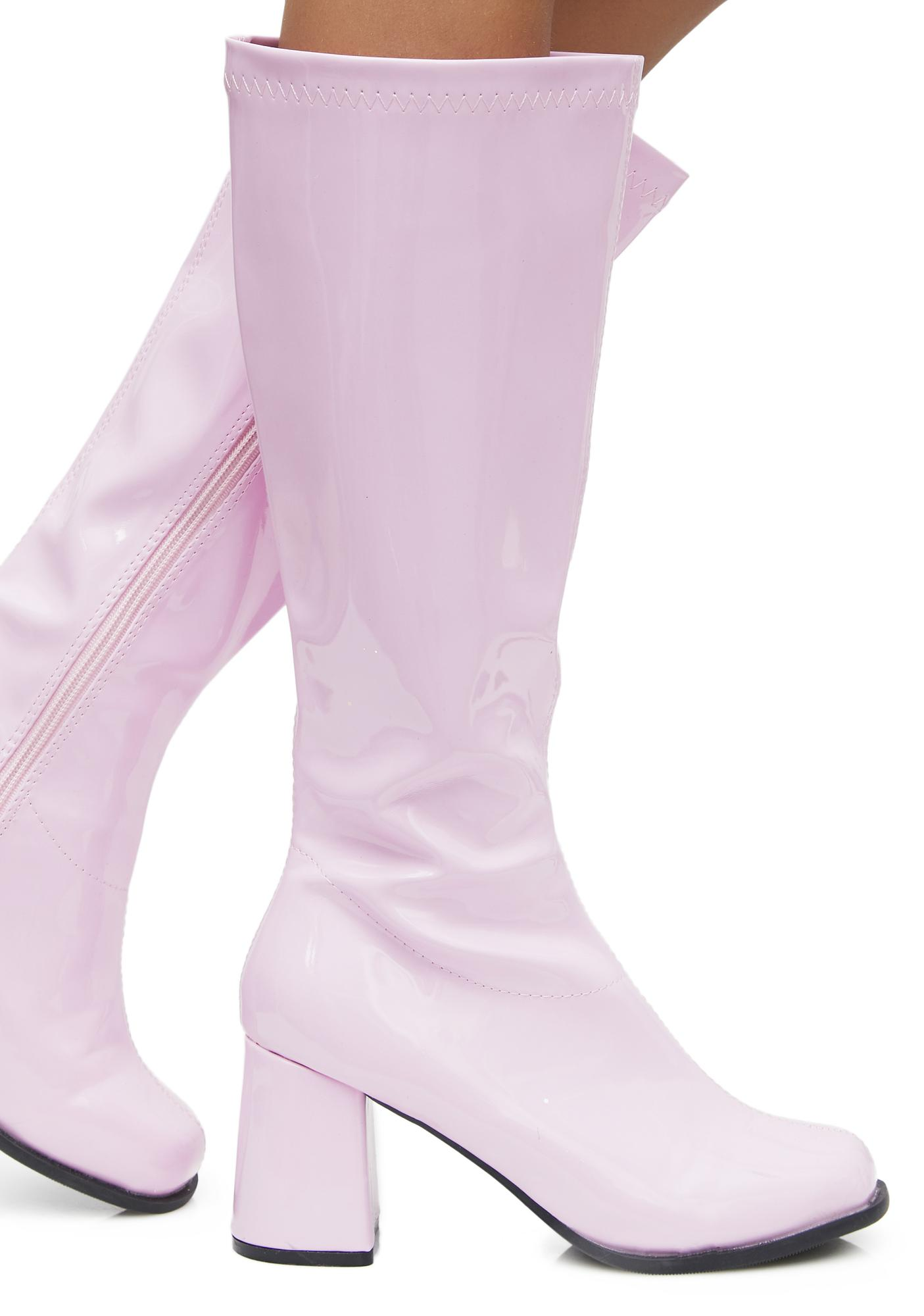 c22fdec84fa Blush Go-Go Baby Boots
