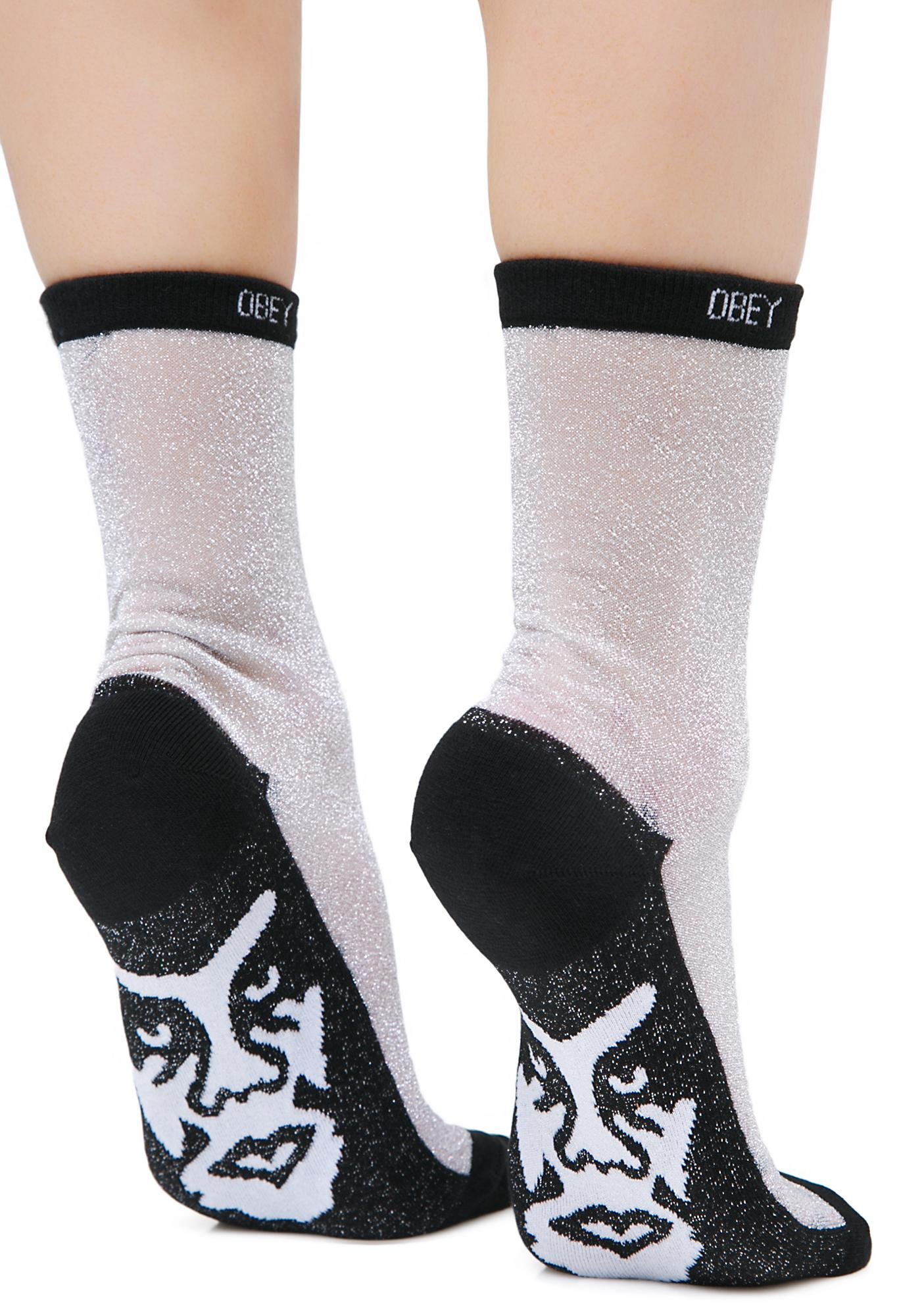 Obey Downtown Socks