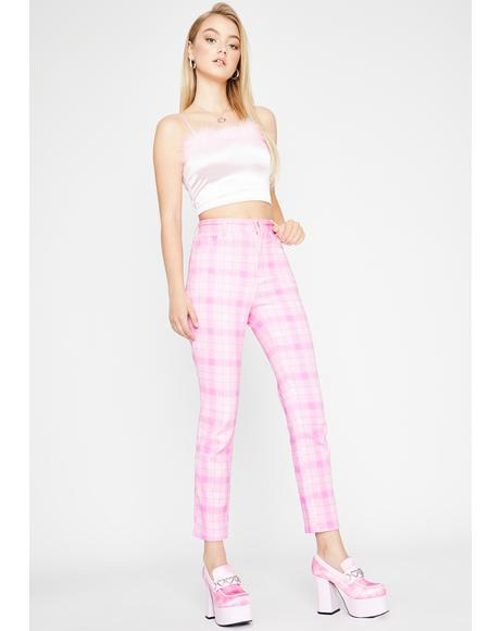 Cliffs Notes Plaid Pants