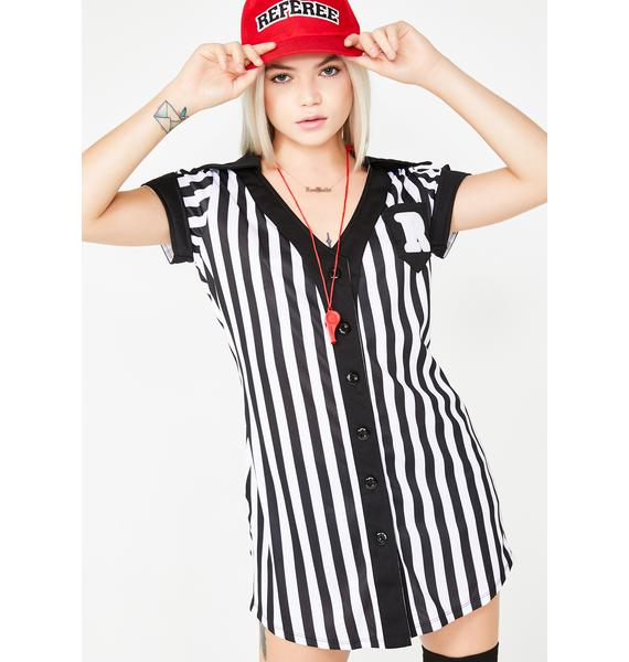 Game Time Referee Costume