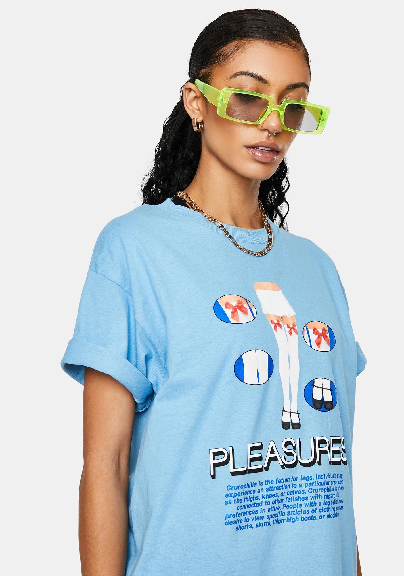 Pleasures Legs Graphic Tee
