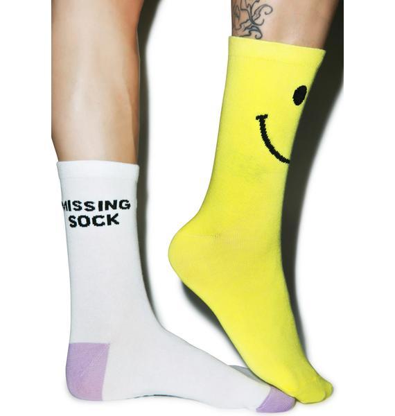 Local Heroes Missing Socks