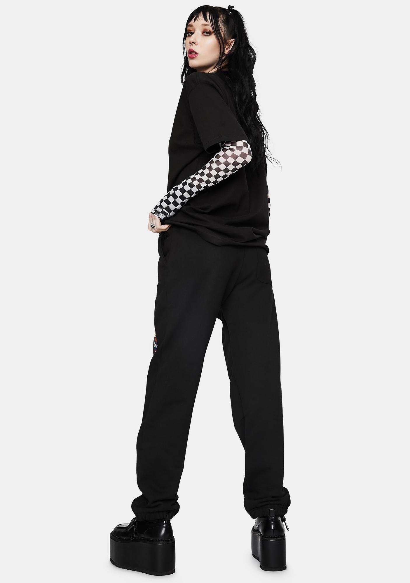 CHINATOWN MARKET Logo Sweatpants