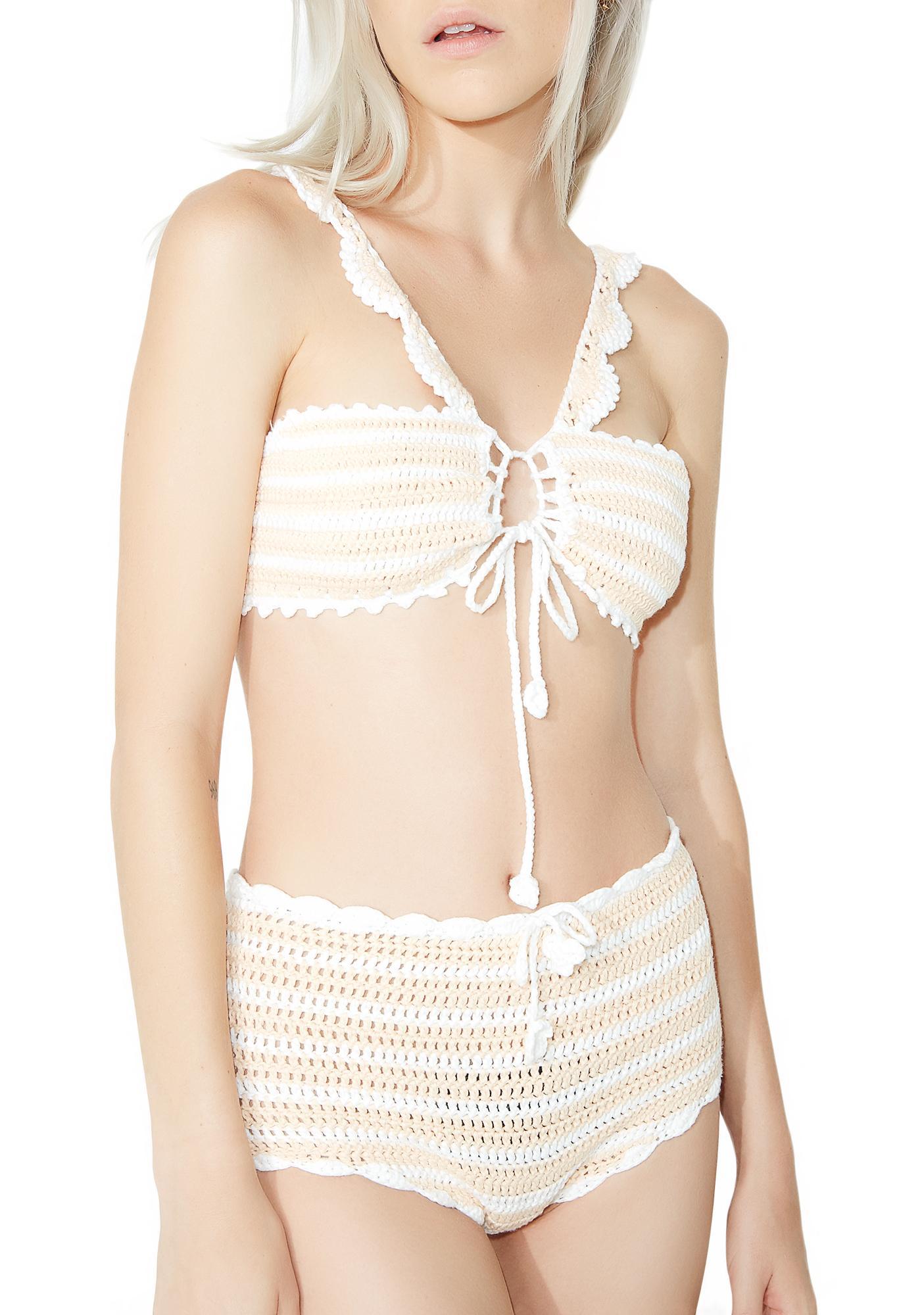 Sunny Daze Crochet Set