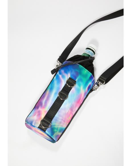 Ocean Breeze Water Bottle Holder
