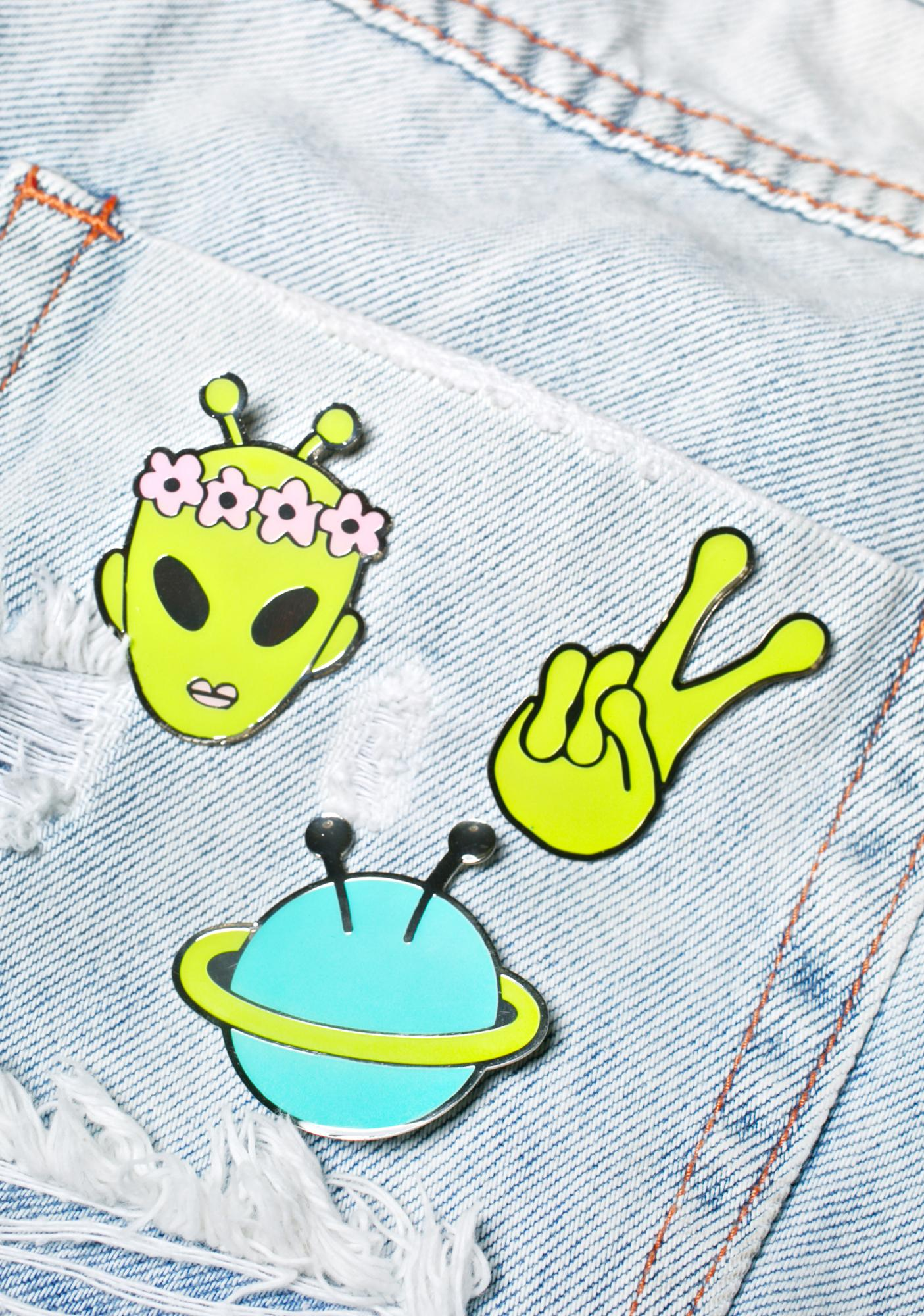 Alien Pin Pack