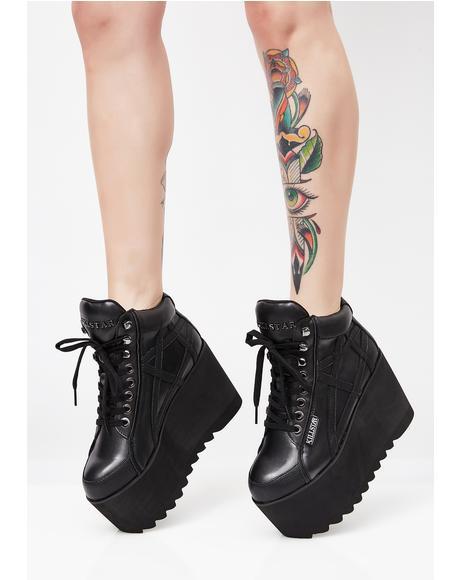 Malice Platform Sneakers