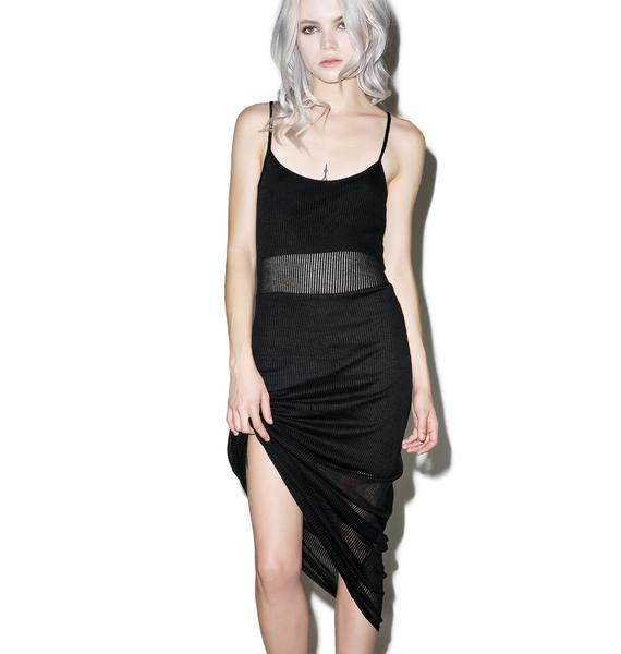 Killstar Dome Play Maxi Dress