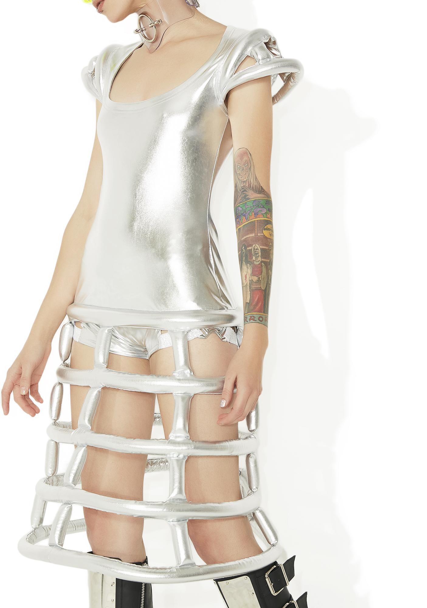 Cyberdog Cyber Crinolina Dress