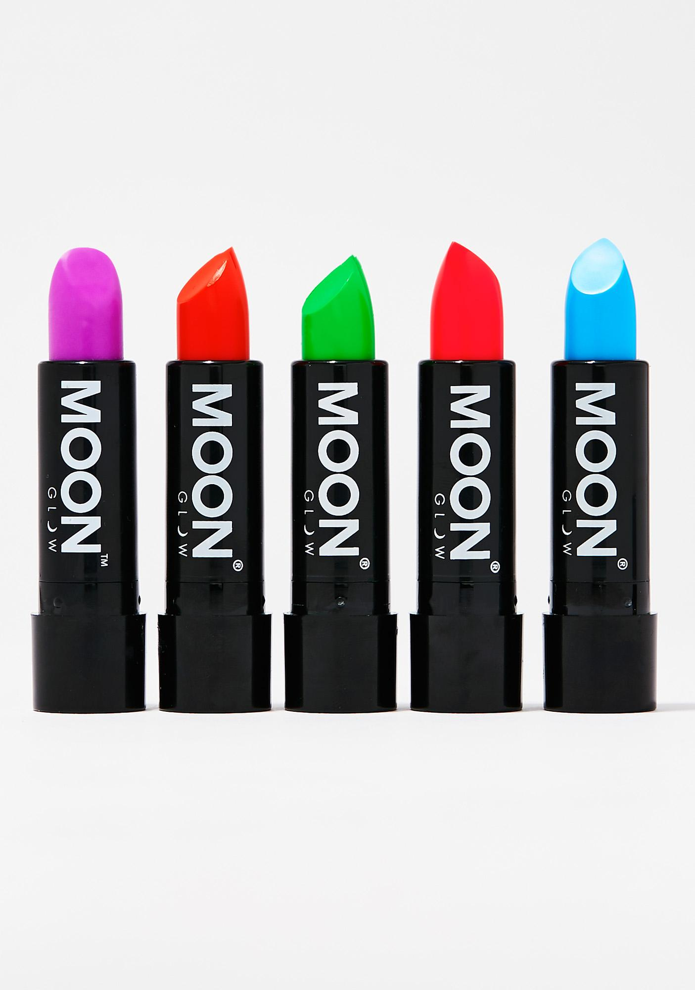 Moon Creations Intense Pink Neon UV Lipstick