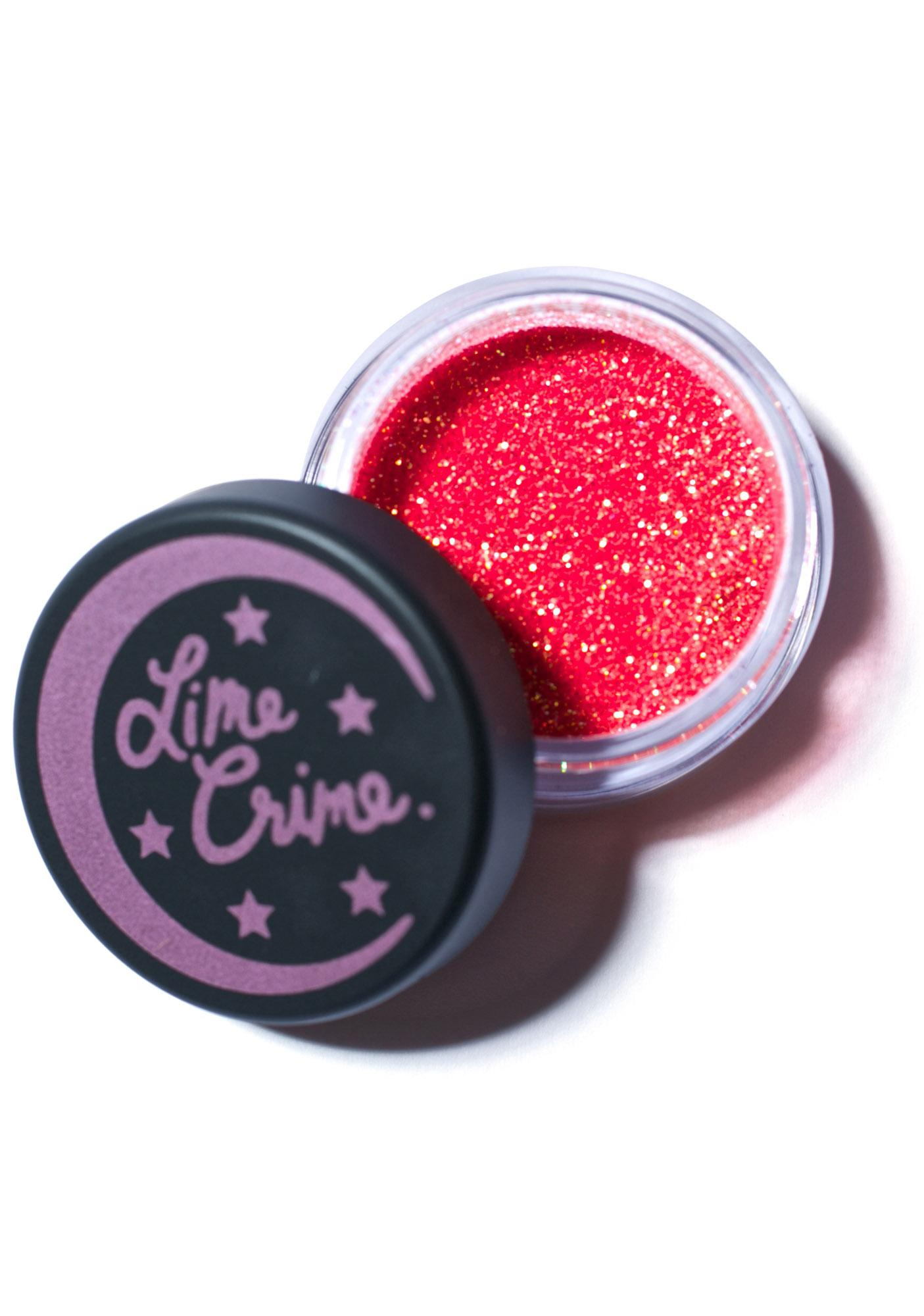 Lime Crime Aries Zodiac Eye Glitter