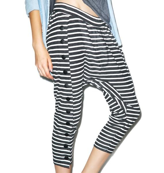 One Teaspoon Fox Trot Slouch Pants